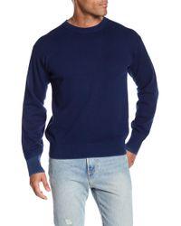 Rag & Bone - Damon Crew Neck Sweater - Lyst