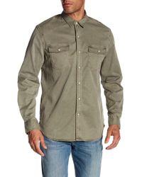 Lucky Brand - Western Workwear Long Sleeve Shirt - Lyst