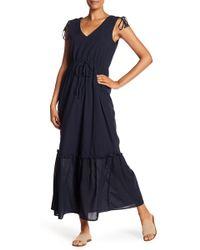 Joe Fresh - Woven Maxi Dress - Lyst