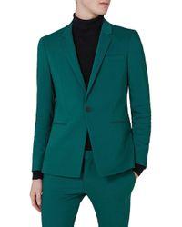 TOPMAN - Ultra Skinny Fit Suit Jacket - Lyst