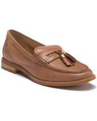 Hush Puppies - Chardon Suede Tassel Penny Loafer - Wide Width Available - Lyst