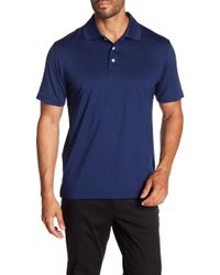 Brooks Brothers - Solid Jersey Golf Polo - Lyst