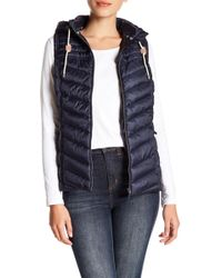 Barbour - Lowmoore Quilted Vest - Lyst
