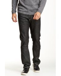 Agave - Maverick Slim Cut Straight Jean - Lyst