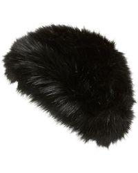 Parkhurst - Faux Fur Hat - Lyst