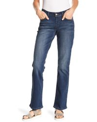 Levi's - 529 Curvy Style Bootcut Jeans - Lyst