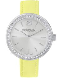 Swarovski | Women's Daytime Swiss Quartz Watch, 34mm | Lyst