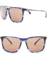 Brooks Brothers - Men's Square Sunglasses - Lyst