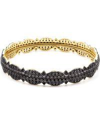 Freida Rothman   Scalloped Crown Cz Bracelet   Lyst