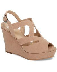 BP. - Sunny Platform Wedge Sandal (women) - Lyst