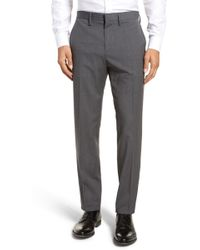 Calibrate - Slim Wool Trousers - Lyst