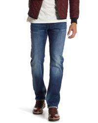 "William Rast - Dean Slim Straight Jeans - 32"" Inseam - Lyst"