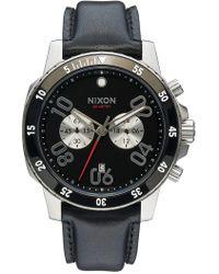 Nixon - Men's Ranger Chrono Miyota Quartz Watch, 44mm - Lyst
