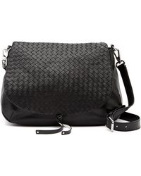 Christopher Kon - Basket Woven Leather Crossbody Bag - Lyst