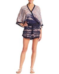 Young Fabulous & Broke - Playa Vista Romper - Lyst