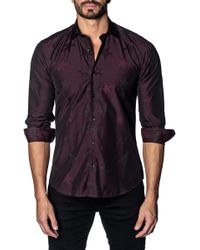 Jared Lang - Star Print Shirt - Lyst