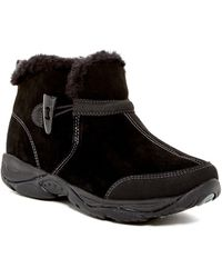 Easy Spirit - Endura Faux Fur Boot - Wide Width Available - Lyst