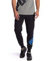 PUMA - Big Logo Fleece Lined Sweatpants - Lyst