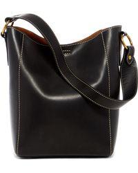 Frye - Harness Leather Bucket Bag - Lyst