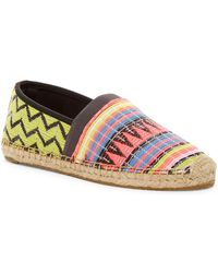 74fbea6cc1d Lyst - Joy & Mario Oslia Cut-out Espadrille Sneaker in Blue