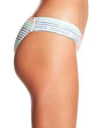 Roxy - Sporty Bikini Bottoms - Lyst