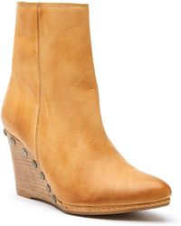 Matisse - Viper Heeled Leather Boot - Lyst