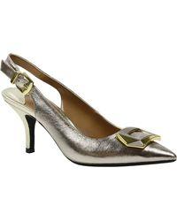 J. Reneé - Lloret Sling Court Shoes - Lyst
