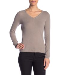 In Cashmere - V-neck Cashmere Sweater - Lyst