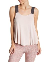 61387a6d90 Maaji - Go With The Flow Tank Top - Lyst