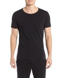 Naked - Essential Stretch Cotton T-shirt - Lyst