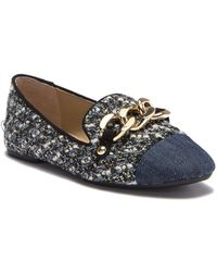 Enzo Angiolini - Lona Chain Bit Loafer - Wide Width Available - Lyst