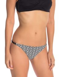 Ella Moss - Medallion String Bikini Bottom - Lyst