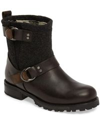 Woolrich - 'baltimore' Engineer Boot (women) - Lyst