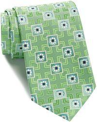 John W. Nordstrom - Torsone Geometric Silk Tie - Lyst