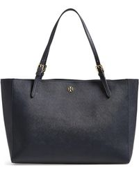 Tory Burch - 'york' Buckle Tote - Lyst