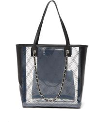 2c74f17113 Steve Madden Bmaxxy Convertible Tote in Black - Lyst
