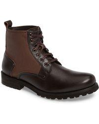 English Laundry - Whitley Plain Toe Boot - Lyst