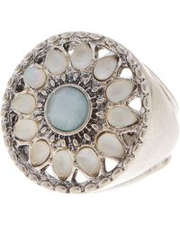 Lucky Brand - Seafoam Ring - Size 7 - Lyst