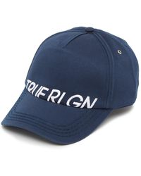 True Religion - Partial Name Logo Baseball Cap - Lyst