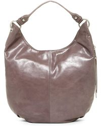Hobo - Gardner Leather Convertible Clutch/crossbody - Lyst