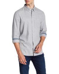 AG Jeans - Casual Button Down Collar Dress Shirt - Lyst