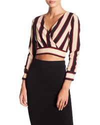 6c65d0c8a5a Forever 21 Hey Mickey Crop Top in Red - Lyst