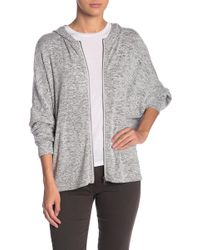 Cupcakes And Cashmere - Hannigan Dolman Sleeve Hoodie - Lyst