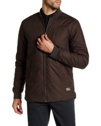 Globe - Griffin Padded Bomber Jacket - Lyst