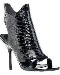 Max Studio Estoile Open Toe Heeled Sandal