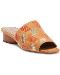 Donald J Pliner - Rimini Embellished Sandal - Lyst