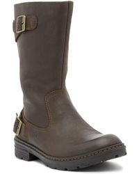 Born - Leather Boot - Lyst