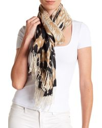 Tommy Bahama - Pineapple Ikat Cashmere Scarf - Lyst