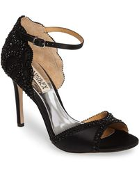 Badgley Mischka - 'roxy' Sandal - Lyst