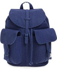 8c485a2626e7 Lyst - Herschel Supply Co. Dawson Backpack in Blue